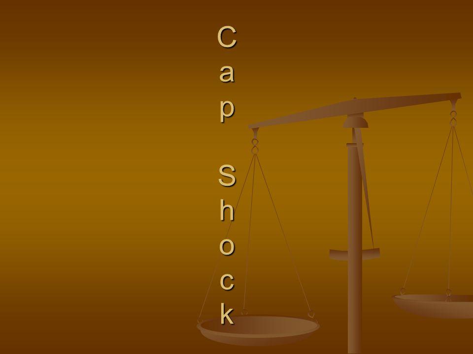 Graduação Em Cap Shock Não se visa dificultar o caminho...