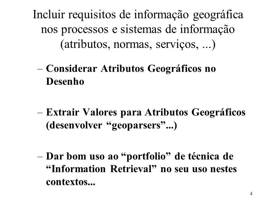 25 Gazetteers
