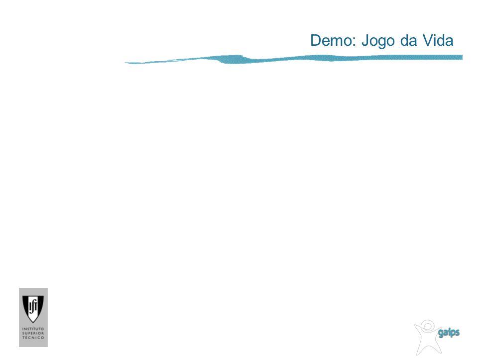 Demo: Jogo da Vida