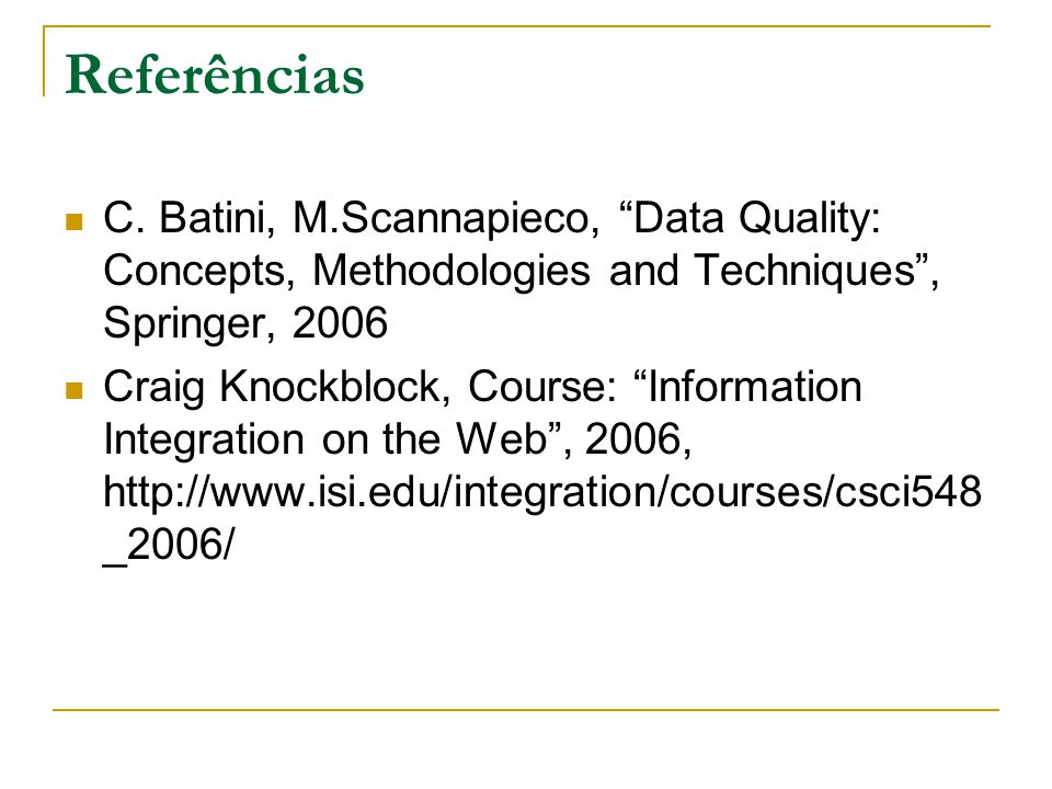 Referências C.