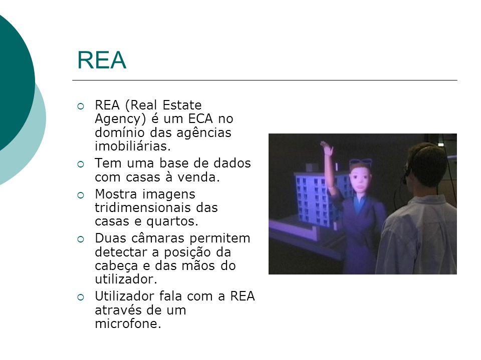REA REA (Real Estate Agency) é um ECA no domínio das agências imobiliárias.
