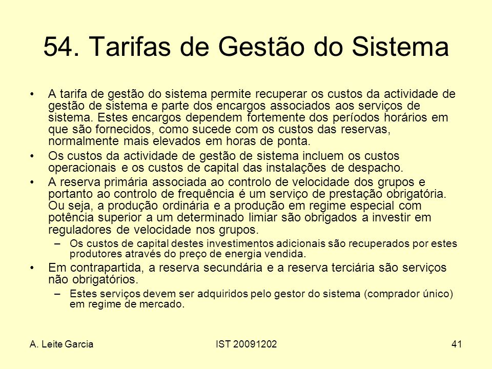 A.Leite GarciaIST 2009120241 54.