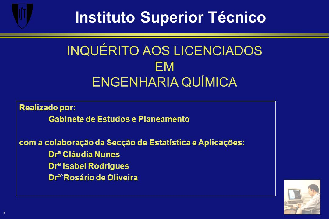 Instituto Superior Técnico 22 Emprego Actual dos Inquiridos