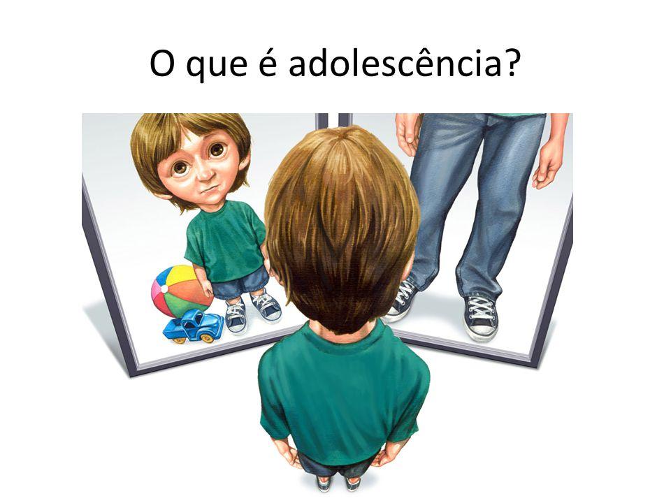 O que é adolescência?