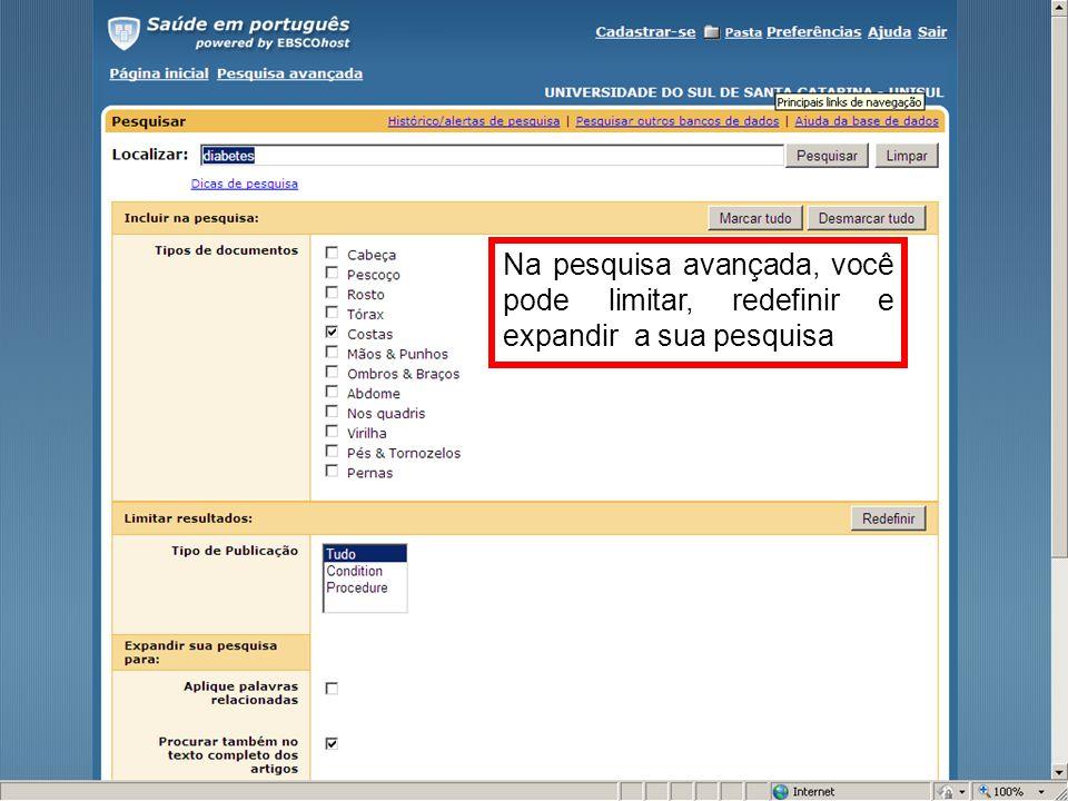 Para visualizar o artigo no idioma pesquisado você pode clicar sobre o título.