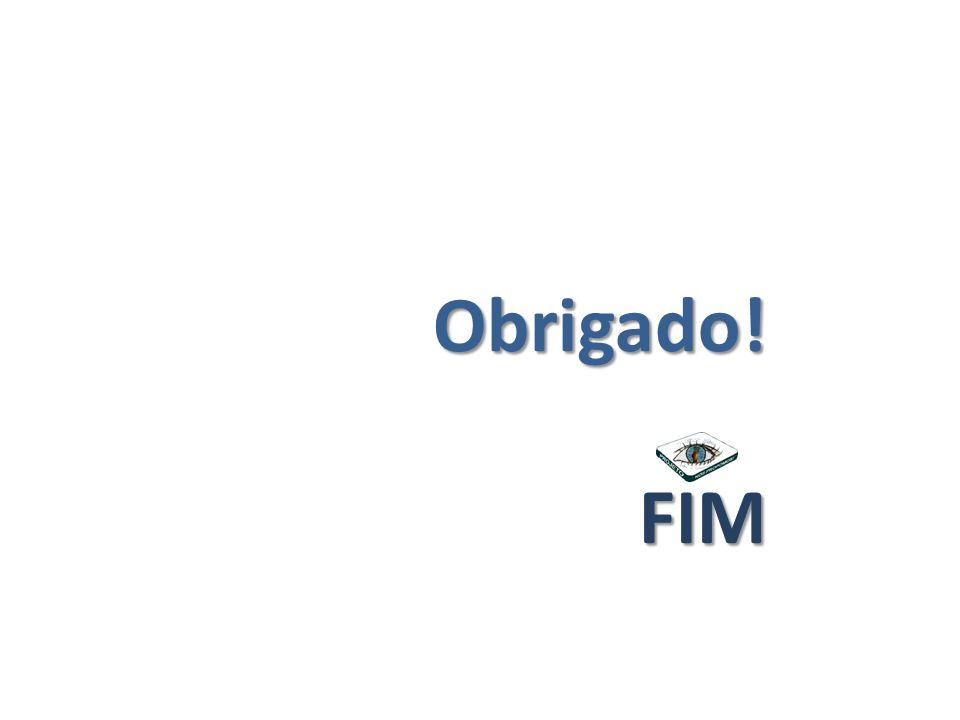 Obrigado! FIM