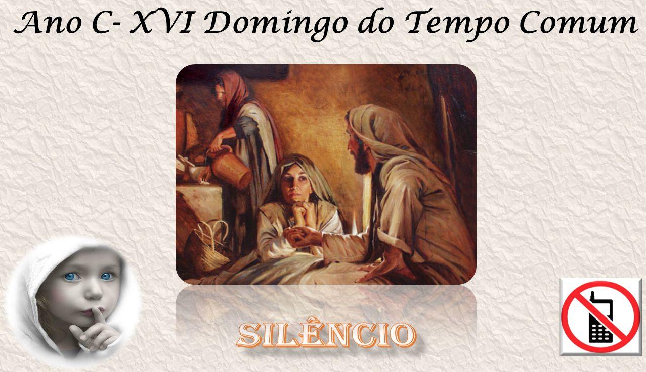 do silêncio e da comunhão com Deus, o serviço torna-se uma carga pesada e deixa de ser uma vocação.