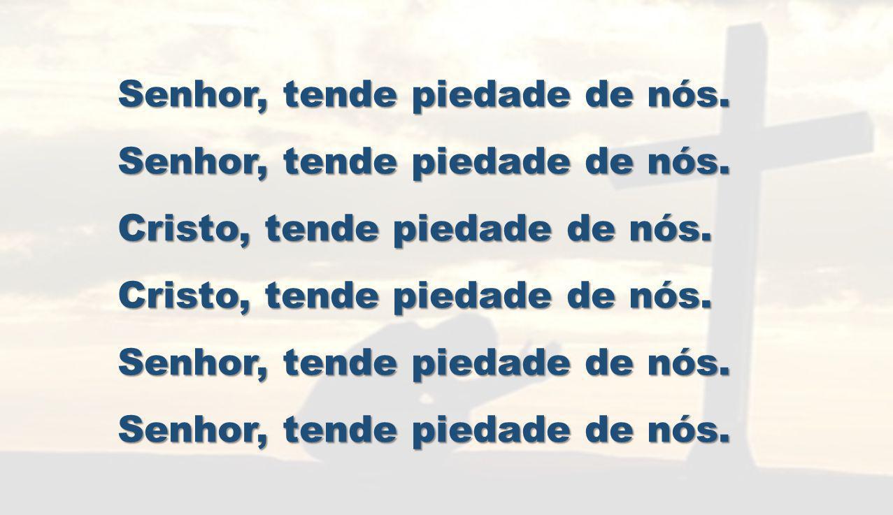 Glória a Deus nas alturas, e paz na terra aos homens por Ele amados.