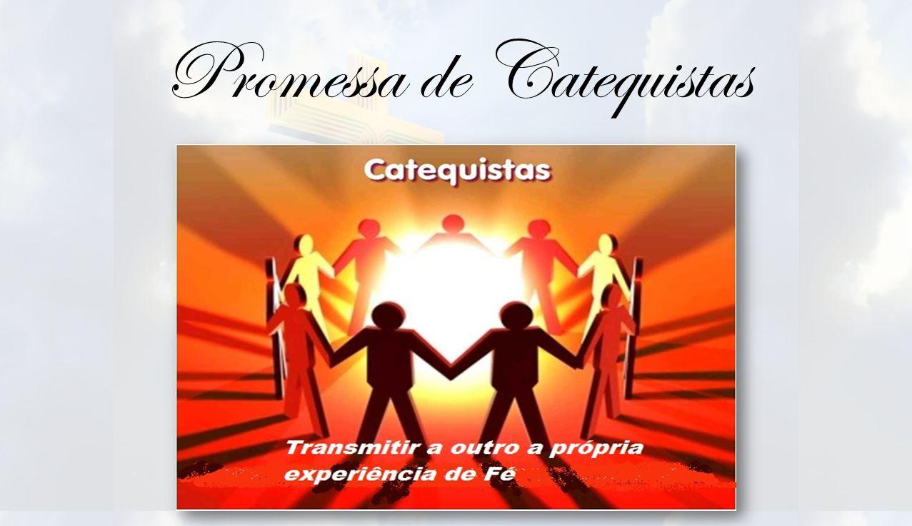 Promessa de Catequistas