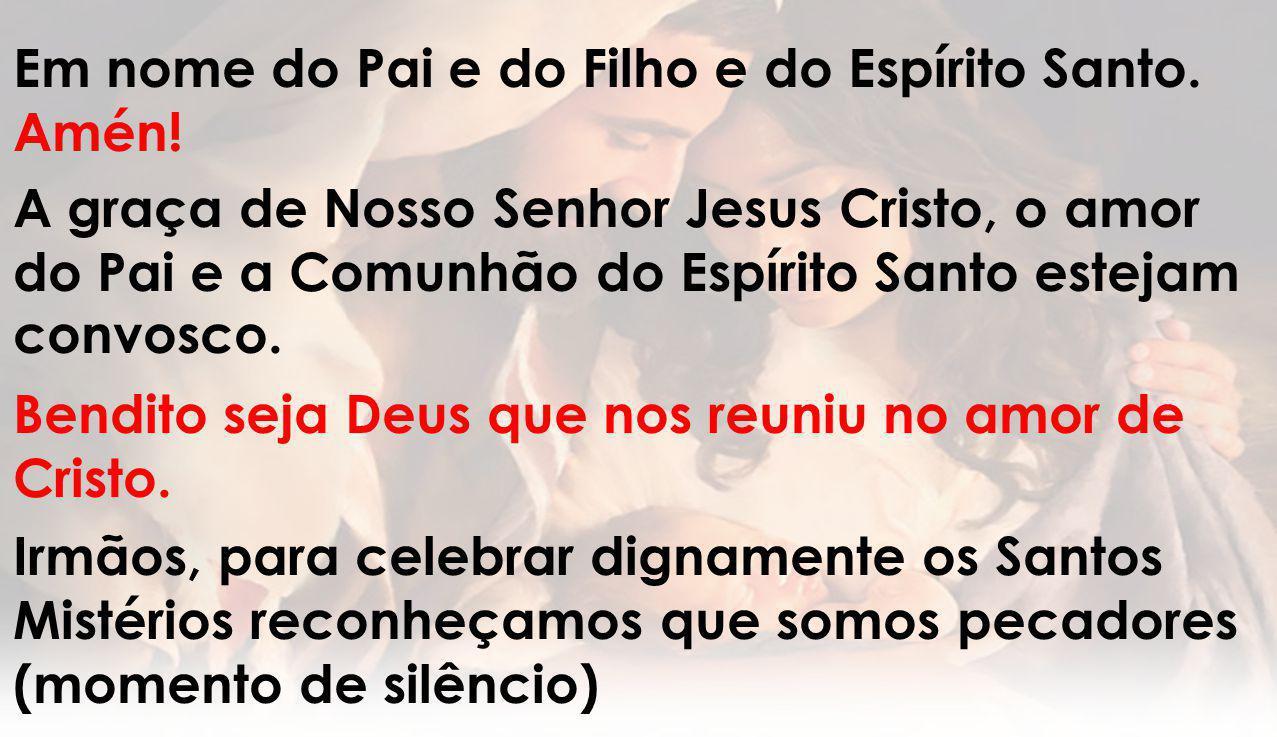 Solicitude O vosso Filho Unigénito, Concebido pelo poder do espirito Santo, Jesus Cristo, nosso Senhor.