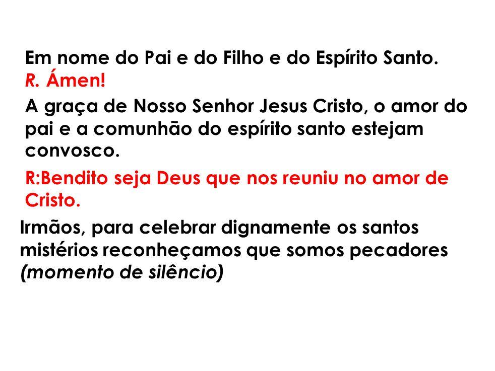 Salmo SALMO RESPONSORIAL Salmo 31 (32), 1-2.5.7.11 (R.