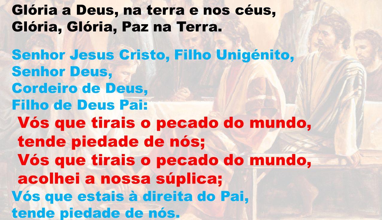 a de nos unirmos à liturgia do céu e anteciparmos a vida eterna, quando Deus for tudo em todos (1Cor 15,28).
