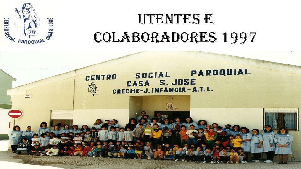 Utentes e Colaboradores 1997