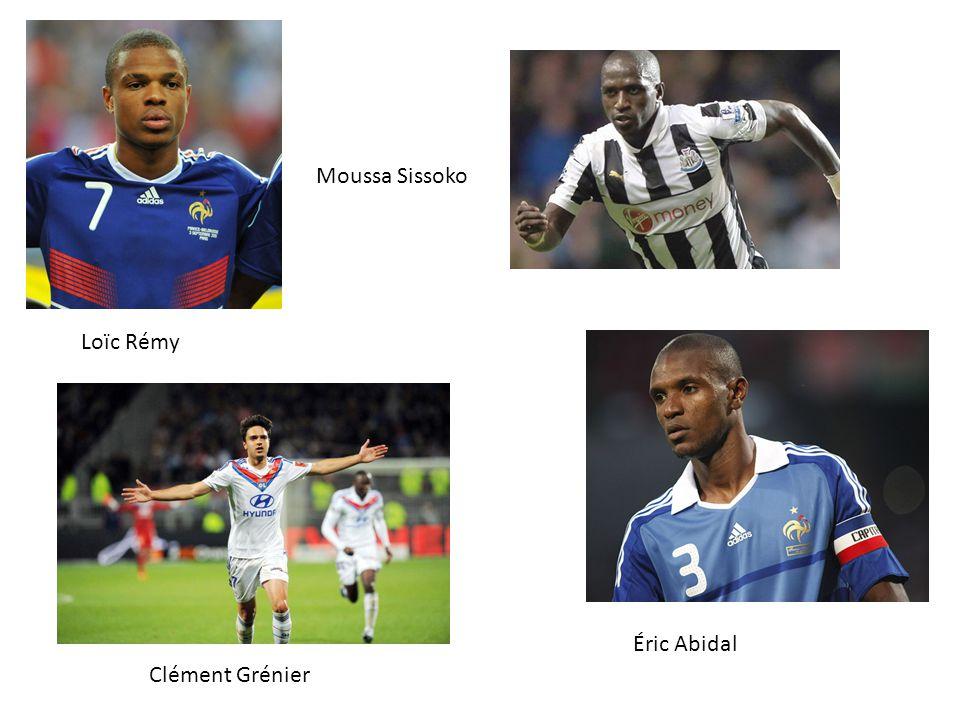 http://www.arsenal.com/first-team/players http://pt.wikipedia.org/wiki/Sele%C3%A7%C3%A3o_Francesa_de_Futebol Les images des joueurs ont étés retirés du browser Google Chrome