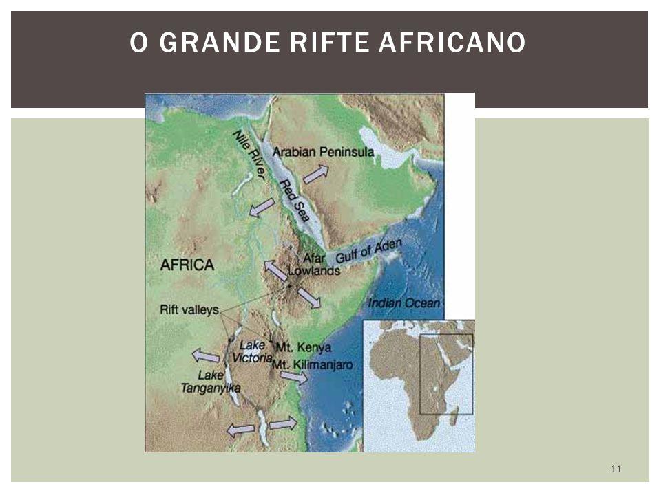 O GRANDE RIFTE AFRICANO 11
