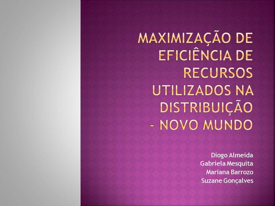 Diogo Almeida Gabriela Mesquita Mariana Barrozo Suzane Gonçalves