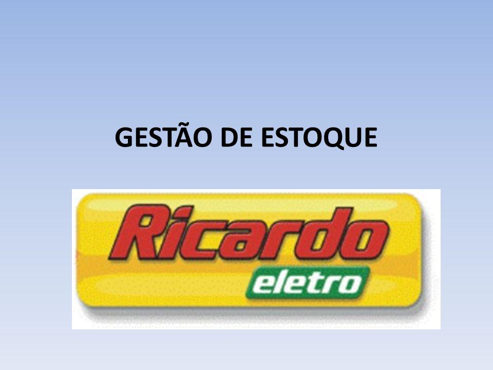 GESTÃO DE ESTOQUE