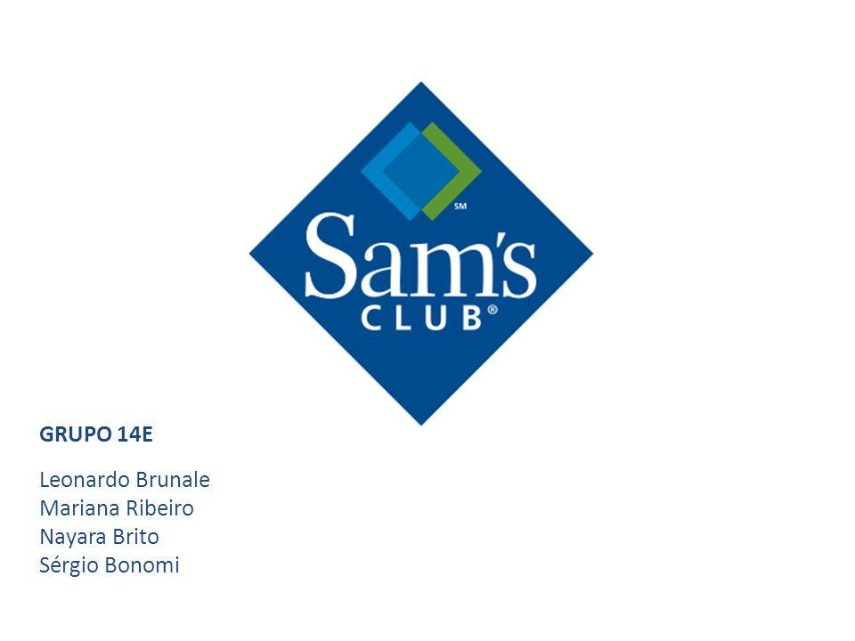 Caracterização Clube de compras do grupo Walmart Inicialmente voltado para o pequeno comerciante Clientes associados