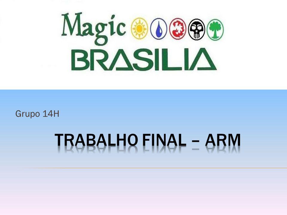 -Fundada em Brasília em 2010; -Grupo de jogadores que se uniram para praticar e divulgar seu hobby.