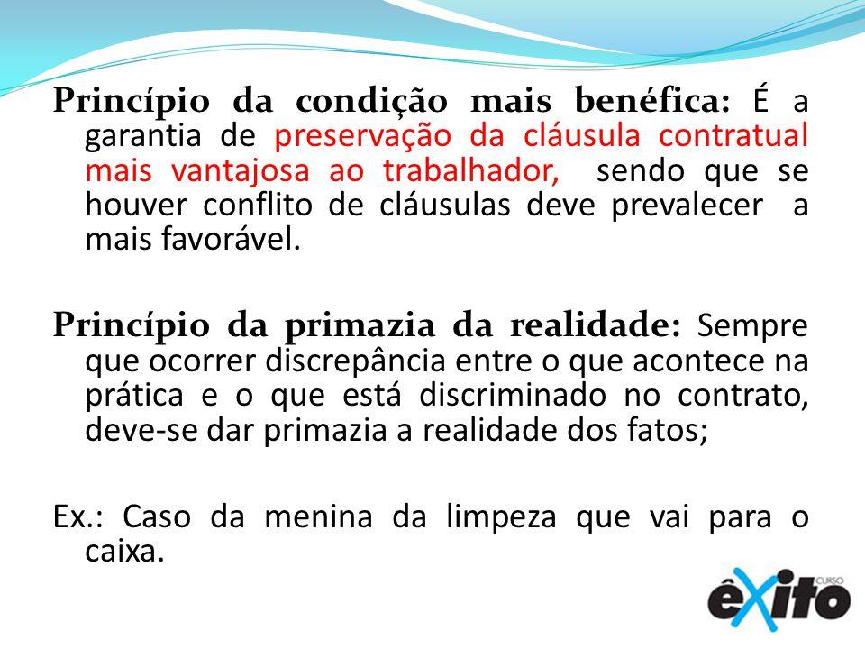 5 Subordinação: Há vários tipos de subordinação: A) Econômica; B) Técnica; C) Contratual ou jurídica.