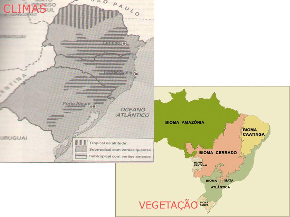 ECONOMIA Situada na fronteira com Argentina, Paraguai e Uruguai, principais parceiros do Brasil no continente, a Região Sul vê sua economia se transformar com o crescimento do setor industrial - o 2° do país, após a Região Sudeste.