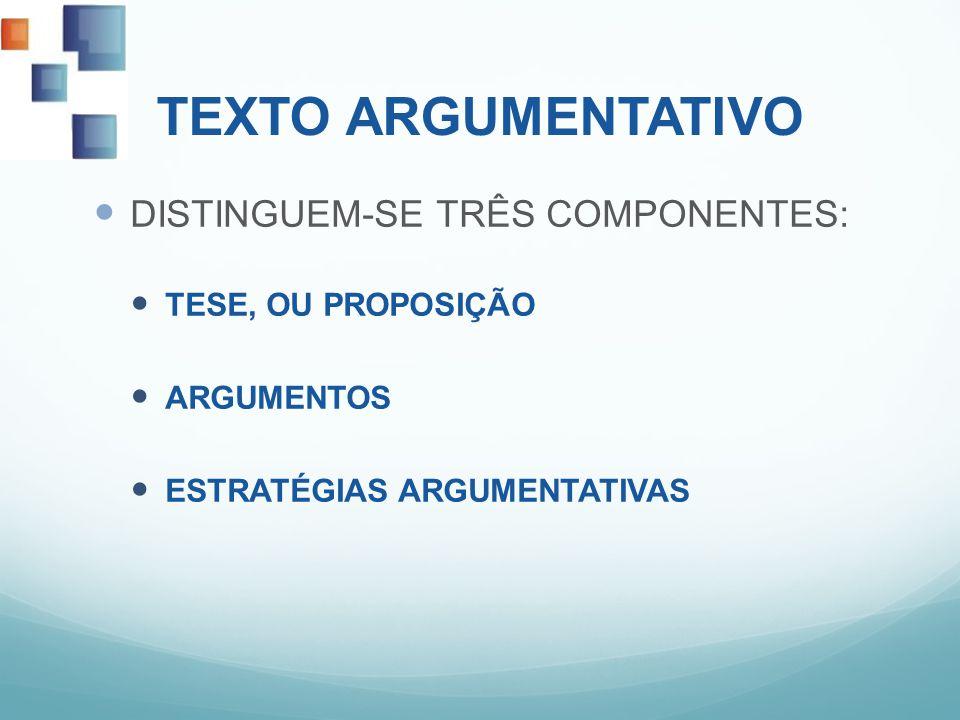 Para se redigir um texto dissertativo, SÃO INDISPENSÁVEIS: UNIDADE: O texto deve desenvolver-se em torno de um assunto.