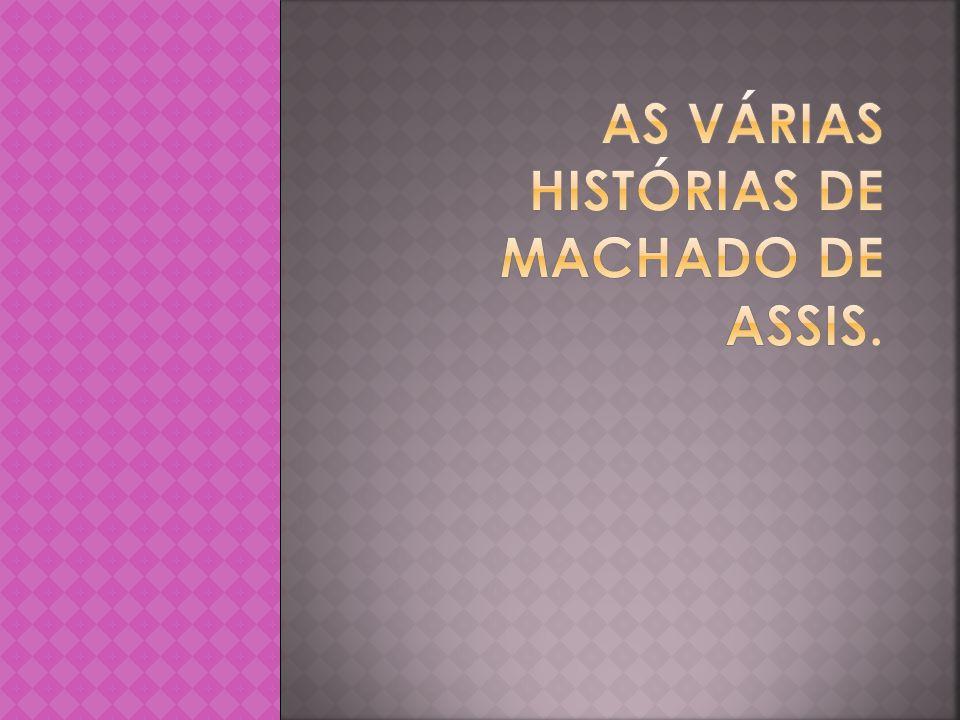 O conto O Enfermeiro está, certamente, entre os melhores contos de Machado de Assis.