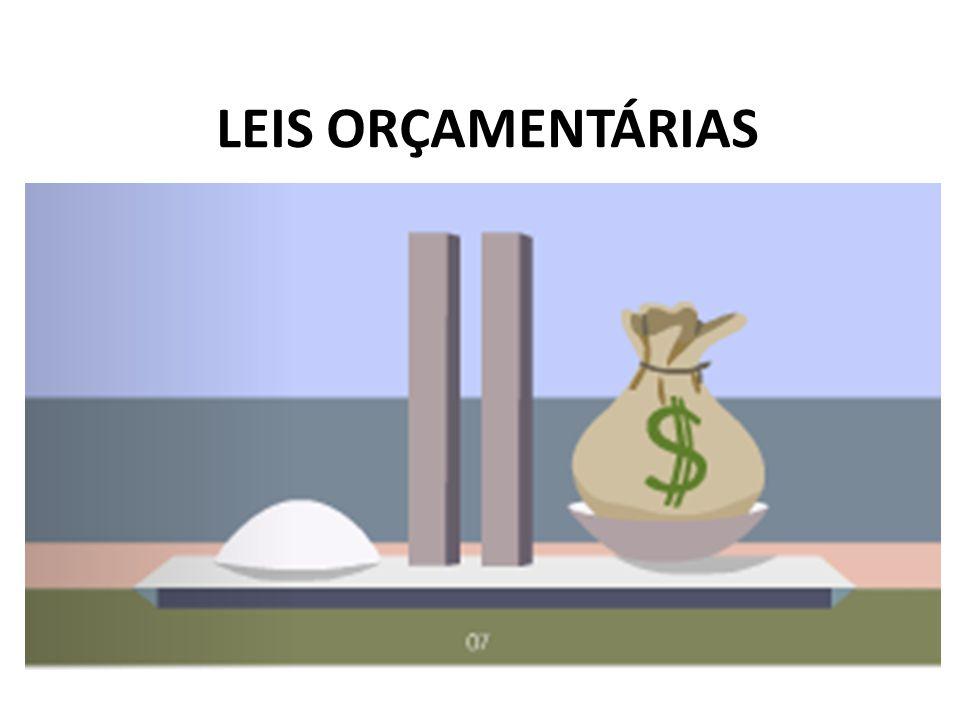 LEIS ORÇAMENTÁRIAS