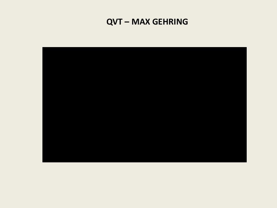 QVT – MAX GEHRING