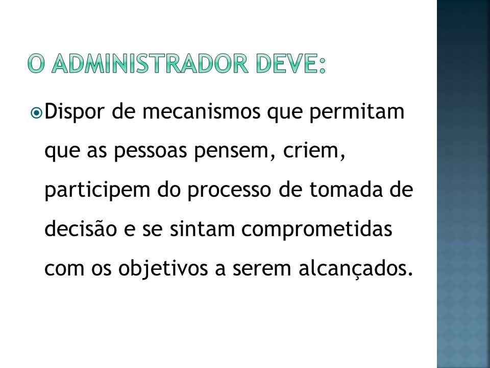 A alienação no trabalho é, muitas vezes, causada pelo tipo de autoridade exercida pelos ocupantes dos cargos de comando, pois os procedimentos operacionais são seu reflexo.