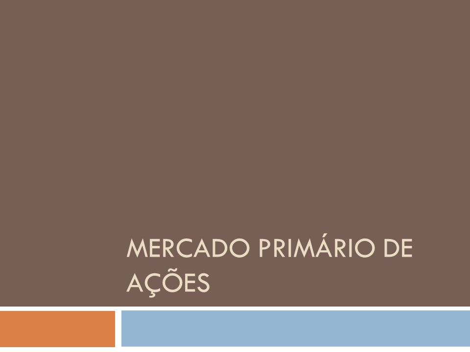 O Intermediário Financeiro no Processo de Subscrição de Ações A instituição financeira intermediadora constitui-se, basicamente, em um elo entre a empresa tomadora de recurso e os agentes econômicos poupadores.