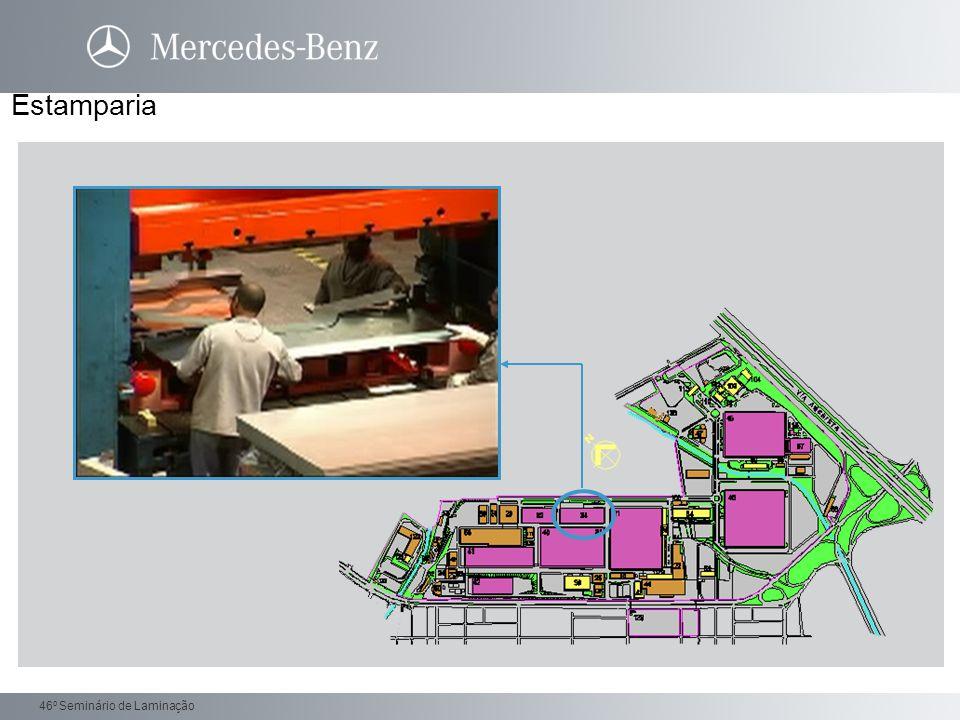 Daimler Trucks 46 o Seminário de Laminação Estamparia