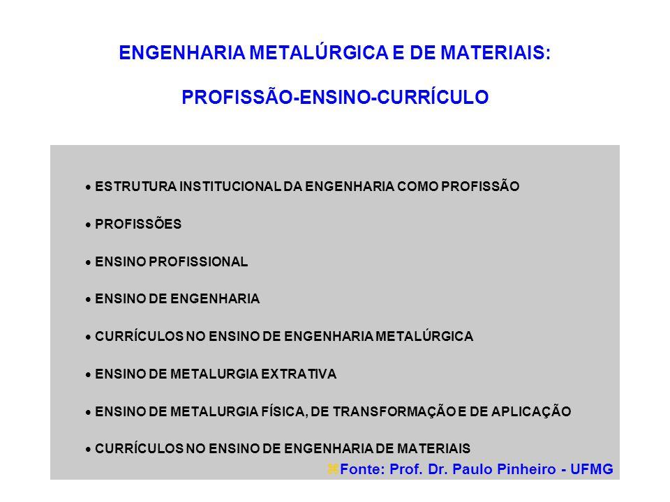 Um curriculum mais rico Atualização tecnológica sobre equipamentos e processos. Divulgação das empresas, perfil dos produtores siderúrgicos, mercado,