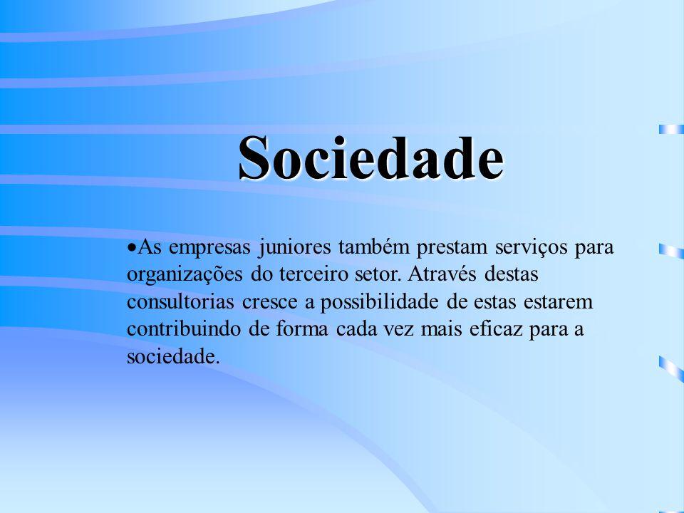 O surgimento das empresas juniores no país impacta também as micro e pequenas empresas do Brasil, que viram nestas instituições uma forma de ter acesso a serviços de consultoria.