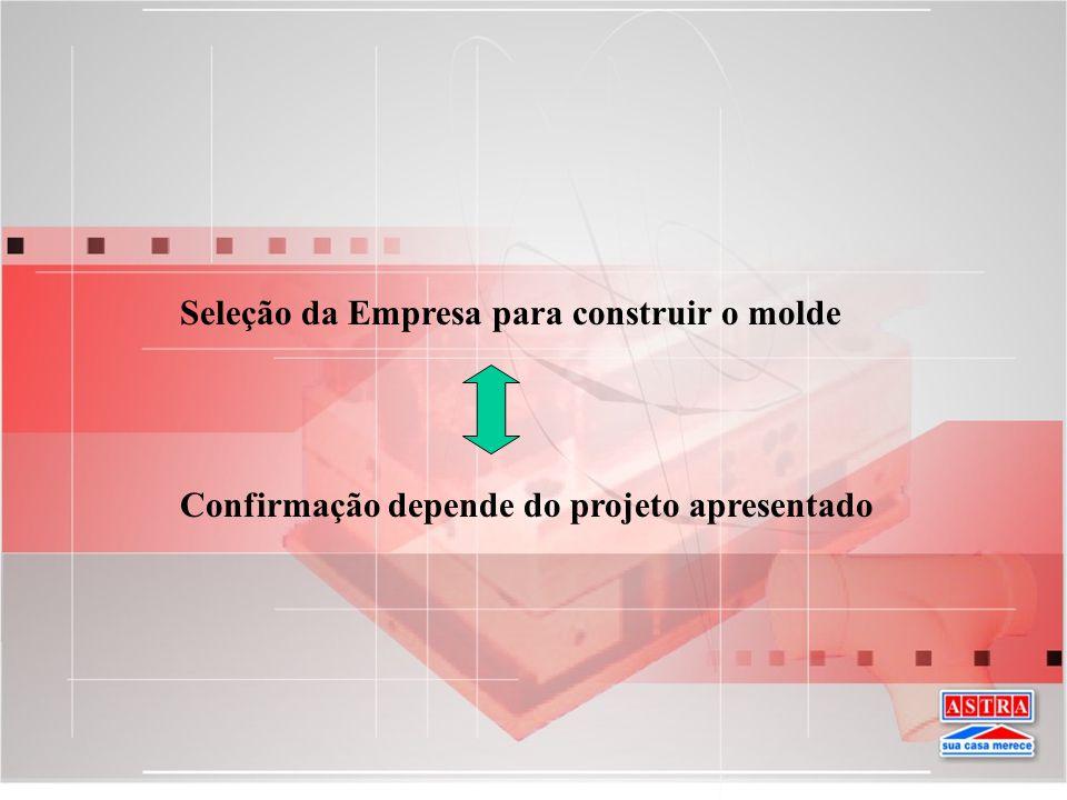 Fase 2 - Projeto - Participação de : Projeto de Moldes Processo de Máquinas Ferramentaria (Desenvolvimento de Produtos)