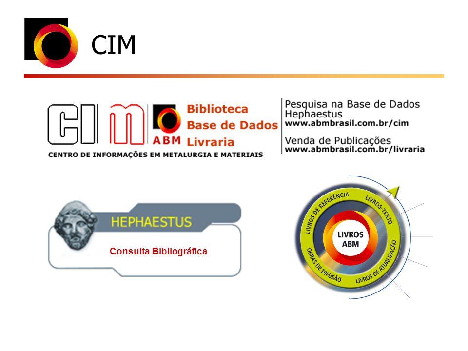 CIM Consulta Bibliográfica