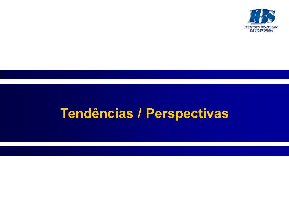 Tendências / Perspectivas