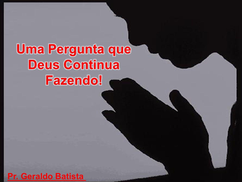 É difícil para uma pessoa, saber que seu relacionamento com Deus não está nada bem e conseguir orar tranquilamente.