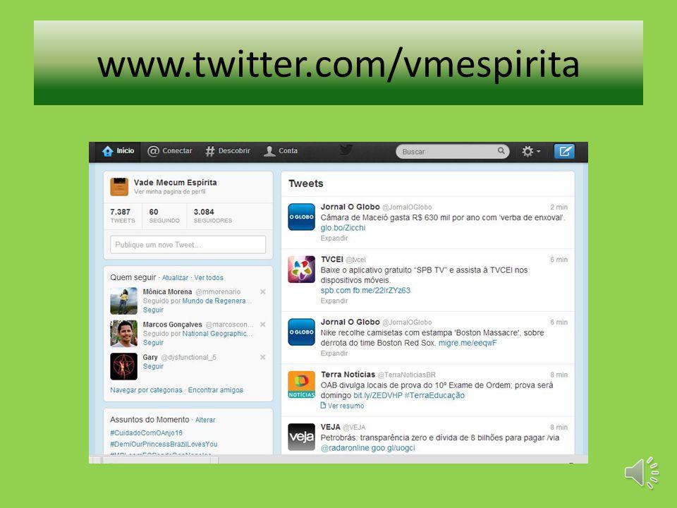 www.twitter.com/vmespirita
