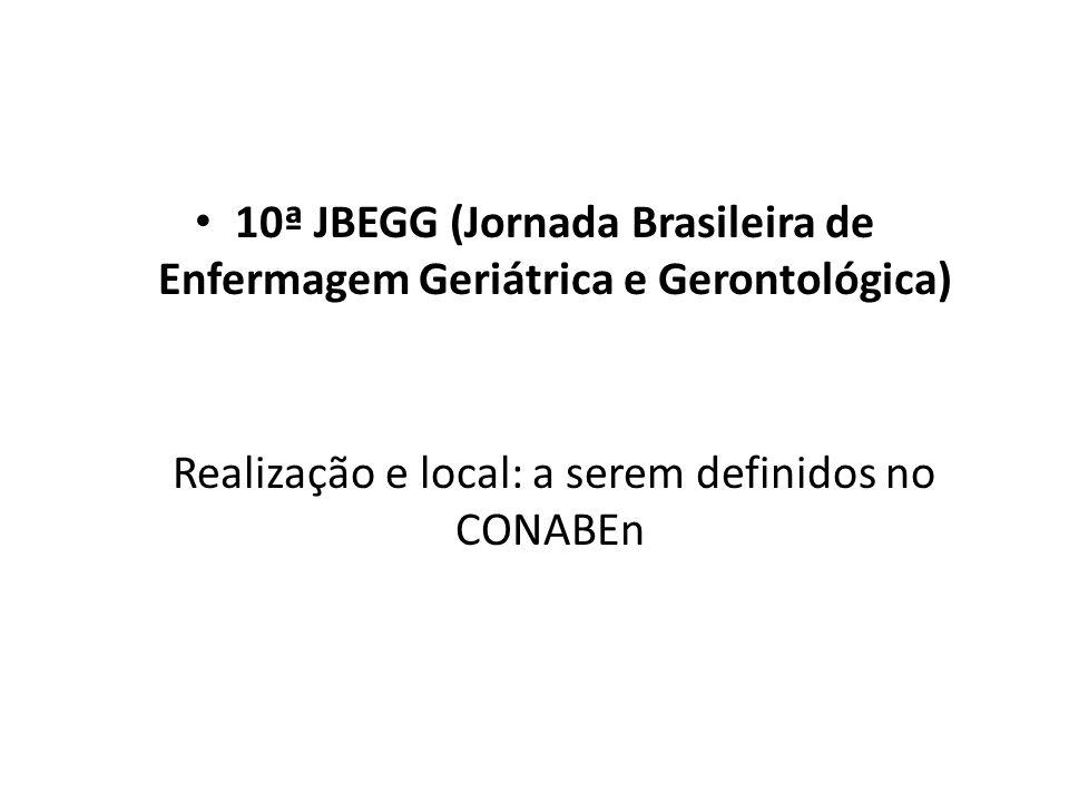 4º SENABS (Seminário Nacional de Diretrizes para Enfermagem na Atenção Básica em saúde).