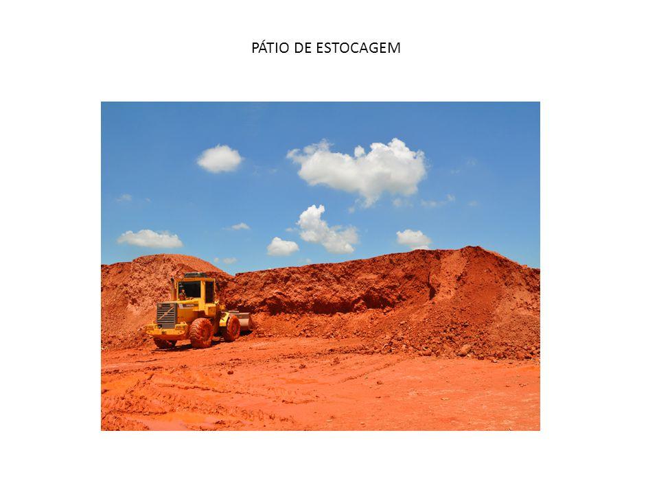 PÁTIO DE ESTOCAGEM