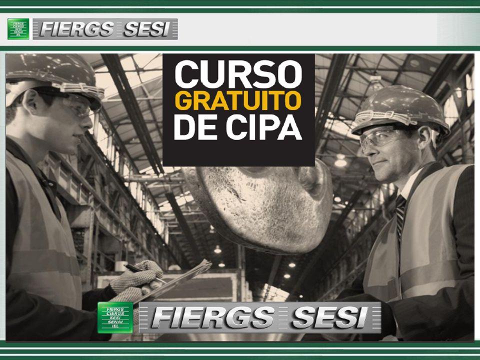 COMISSÃO INTERNA DE PREVENÇÃO DE ACIDENTES SESI – Serviço Social da Indústria Rua Pinheiro Machado, 3251 – Caxias do Sul