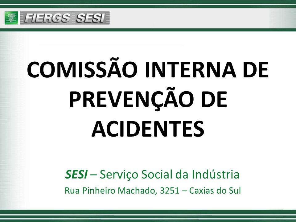 O SESI – Serviço Social da Indústria vem realizando treinamentos para comissões internas de prevenção de acidentes do trabalho desde a criação de sua obrigatoriedade com a publicação da Portaria 3214/78