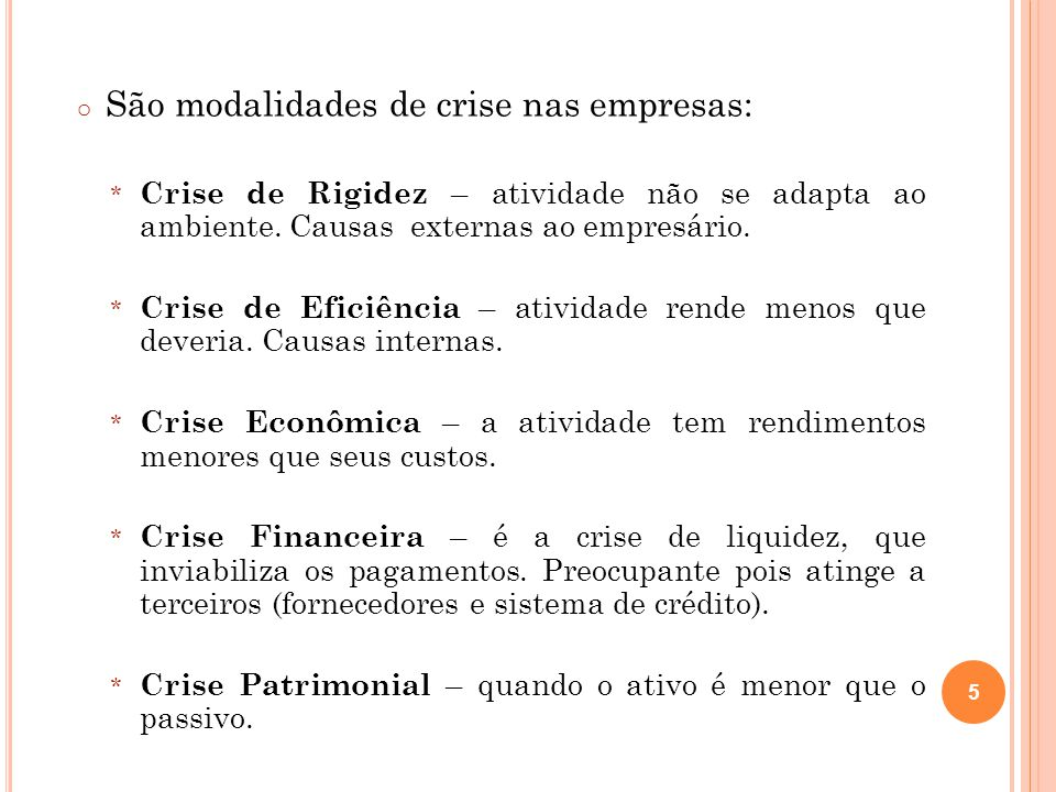 A ) T ERMO LEGAL DA FALÊNCIA ( ART.