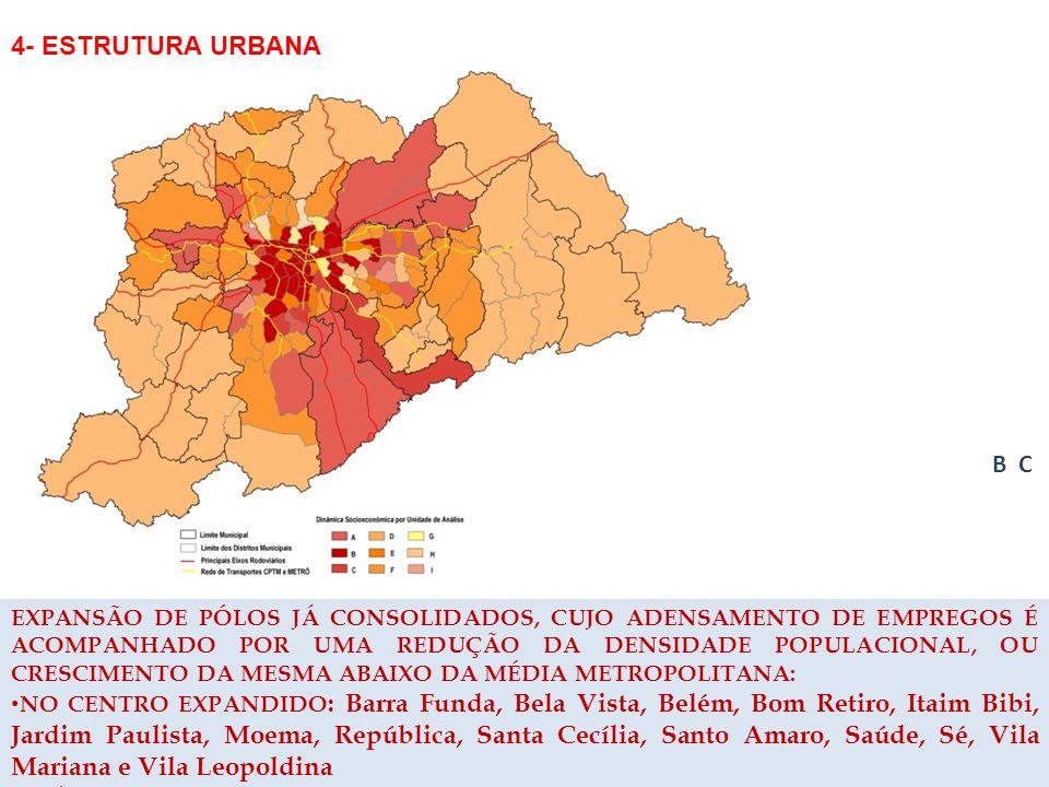 CENÁRIO DE ESTAGNAÇÃO ECONÔMICA DEMOGRAFIA E ECONOMIA ESTABILIZAÇÃO DO CRESCIMENTO DEMOGRÁFICO PRESERVAÇÃO DO MODELO DE ACUMULAÇÃO EXTENSIVA RENDA PER CAPITA ESTAGNADA DISTRIBUIÇÃO DE RENDA SEM MODIFICAÇÃO DA SITUAÇÃO ATUAL POLÍTICA URBANA PADRÃO ATUAL DE URBANIZAÇÃO