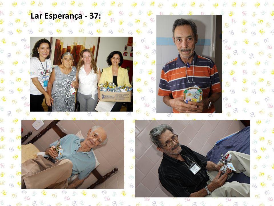 Lar Esperança - 37: