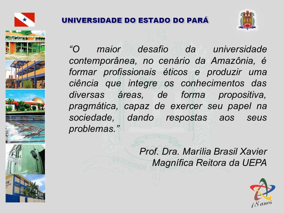 O maior desafio da universidade contemporânea, no cenário da Amazônia, é formar profissionais éticos e produzir uma ciência que integre os conheciment