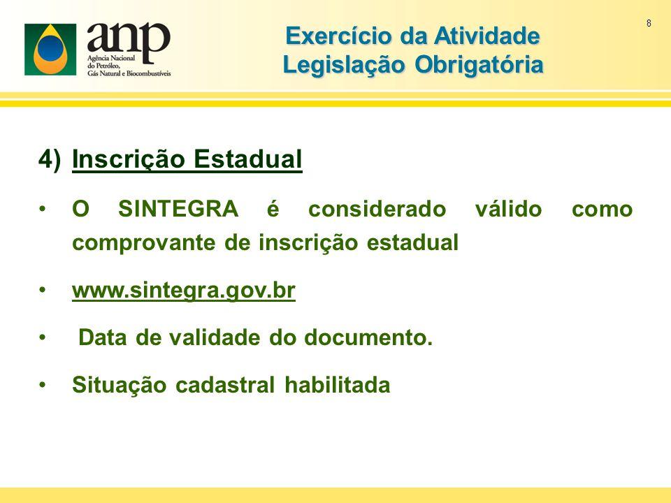 Documentos recebidos na Revenda 2010 GLP 16.688 19