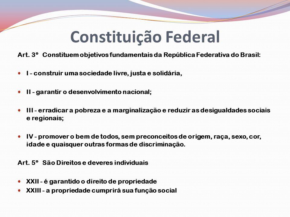 Constituição Federal Art.