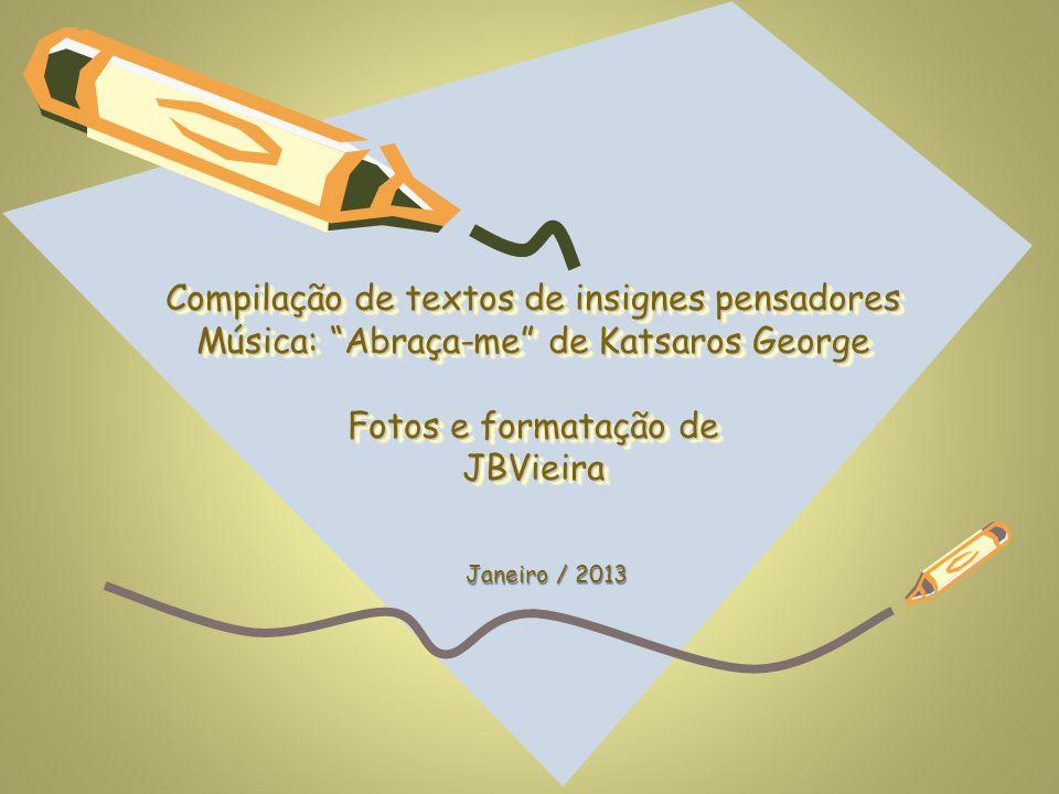 www.planetapowerpoint.com.br Quando o meu amigo está infeliz, vou ao seu encontro; quando está feliz, espero por ele.